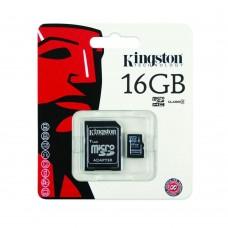 Карта памяти Micro SDHC Class 10 16 Гб