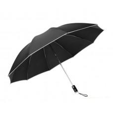 Xiaomi зонт автоматический со светоотражающей лентой Zuodu Reverse Folding Umbrella